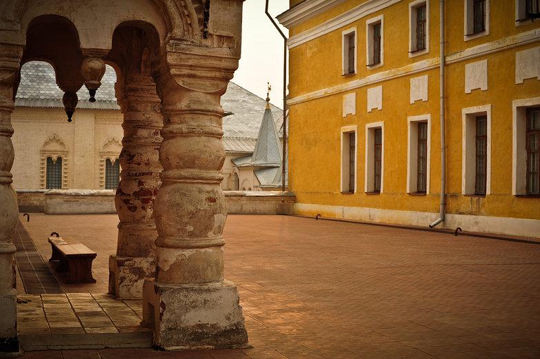 Inside Rostov's Kremlin