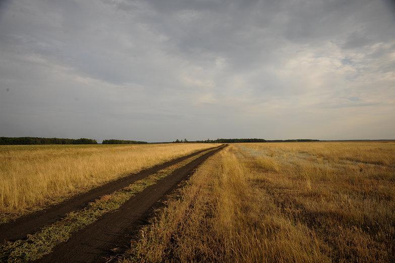 Siberian Dirt Track