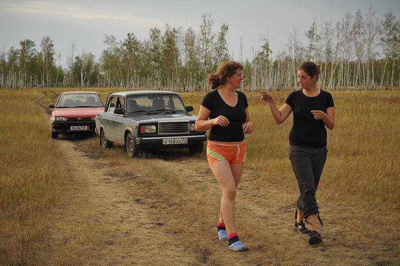 Oksana & Tara