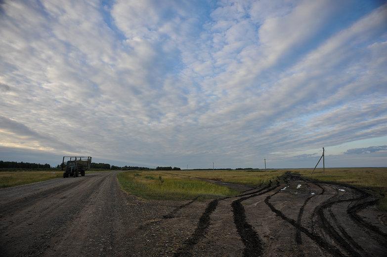 Siberian Country Roads