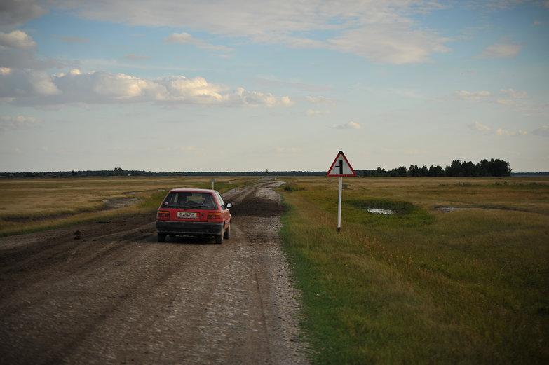 LRC in Siberia