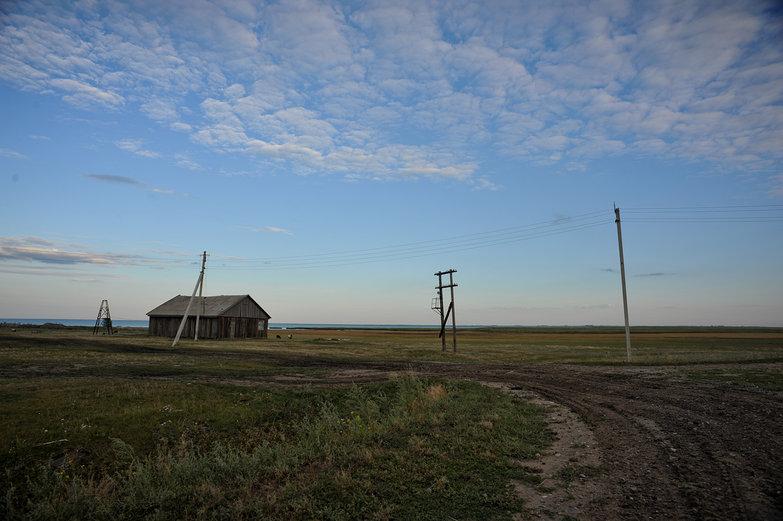 Siberian Landskape