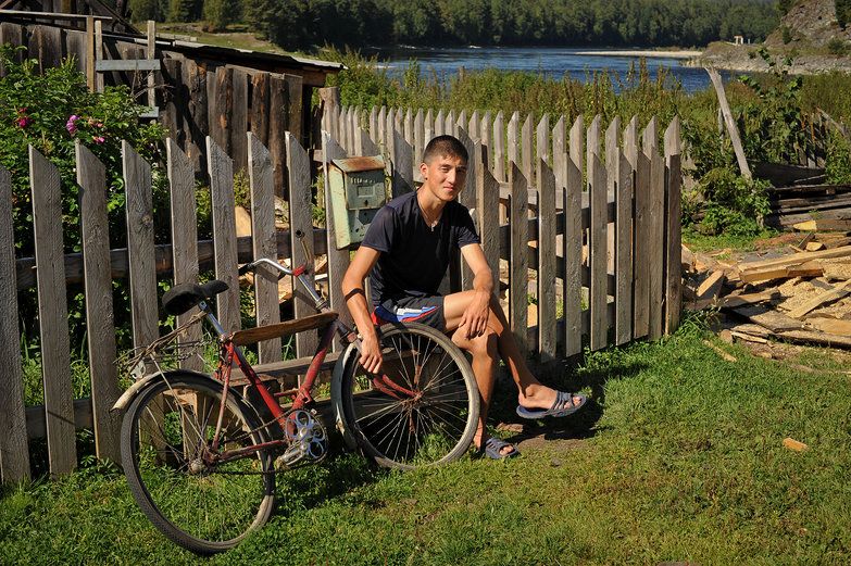 Anton & His Bicycle