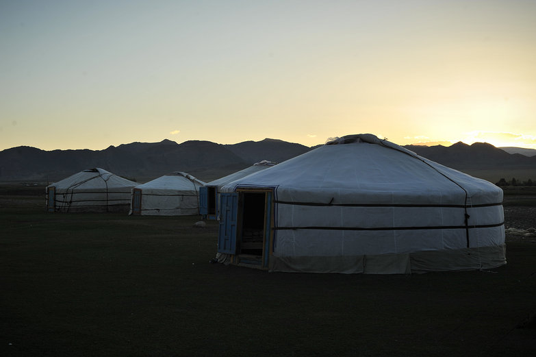 Mongolian Ger Camp