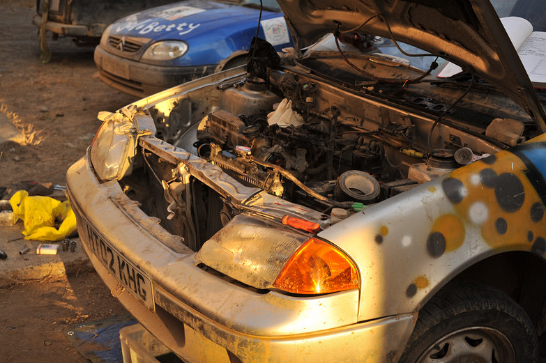 Suzuki Swift Teardown