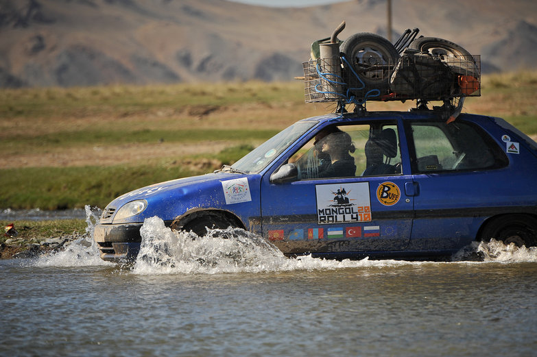 Saxo River Crossing
