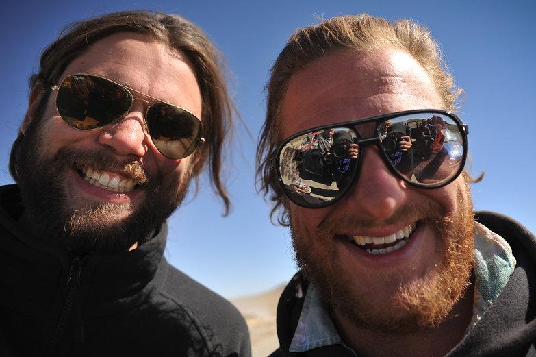Freddie & Richie