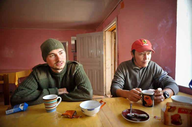 Rob Mills - Mongol Rally Organizer