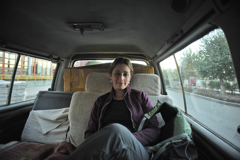 Tara in the Taxi: Goodbye Mongolia