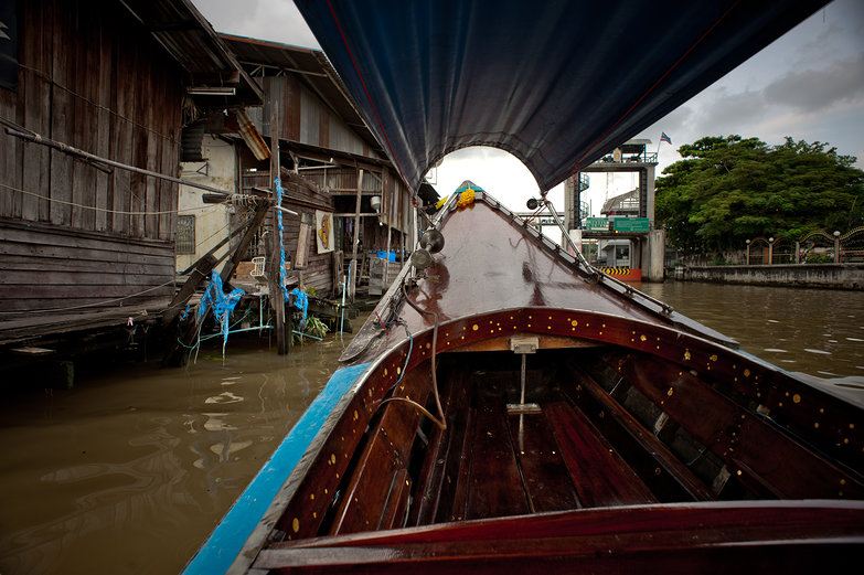 Through the Klongs