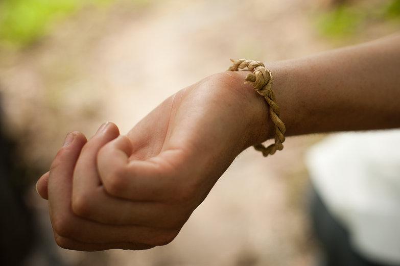 Palm Bracelet