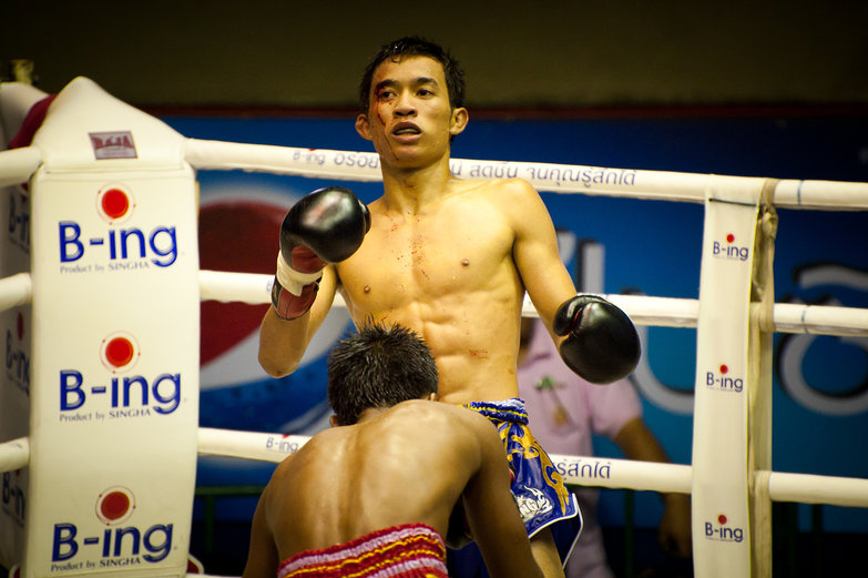 Muay Thai Boxing in Bangkok