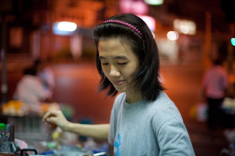 Bangkok Street Cook