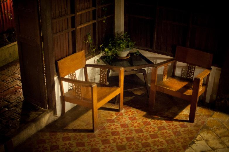 Bann Kun-Pra Guesthouse Lobby