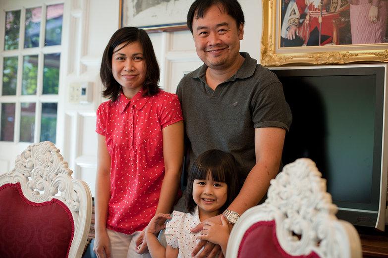 Golf & Family