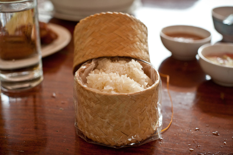 Kow Neow (Sticky Rice)