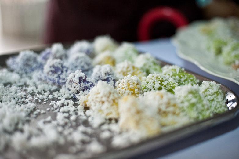 Mungbean Dumpling Desserts