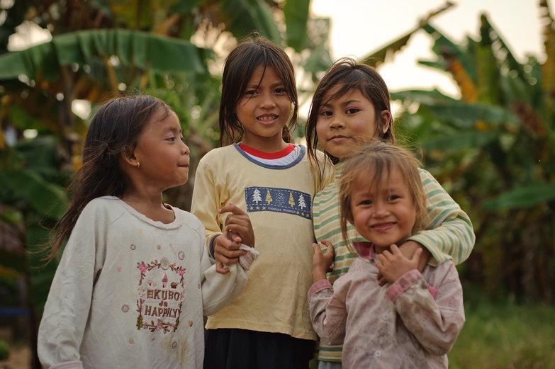 Khmer Girls