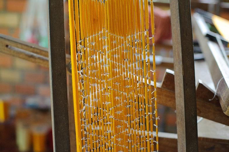 Silk Dye Masking