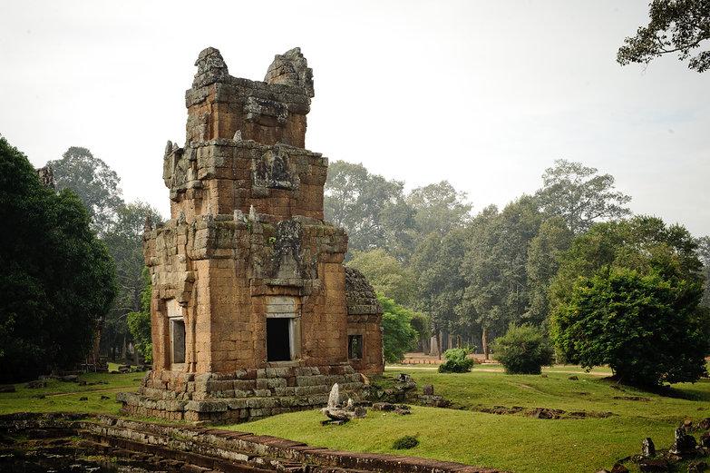 Prasat Suor Prat (Angkor Thom)