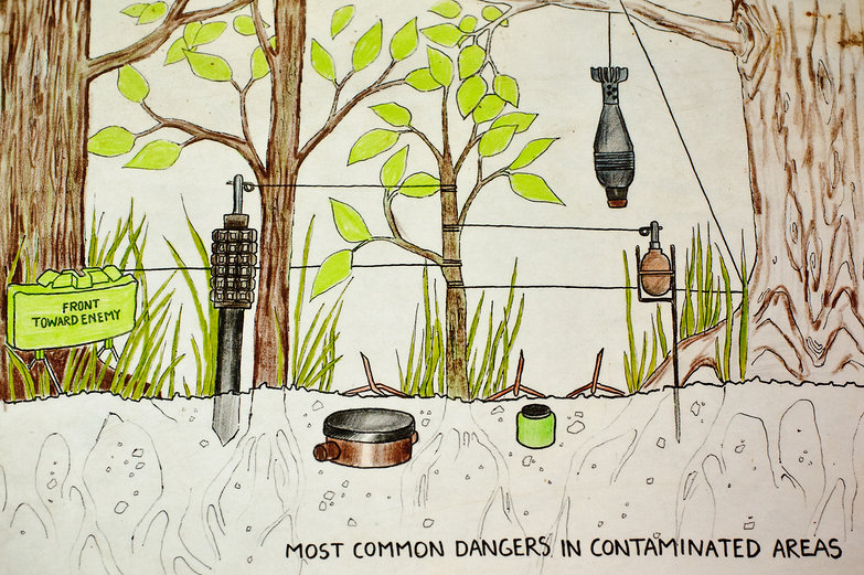 Most Common Dangers in Contaminated Areas