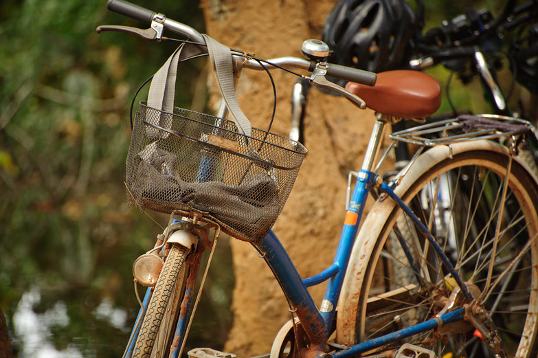 Cambodian Bicycle