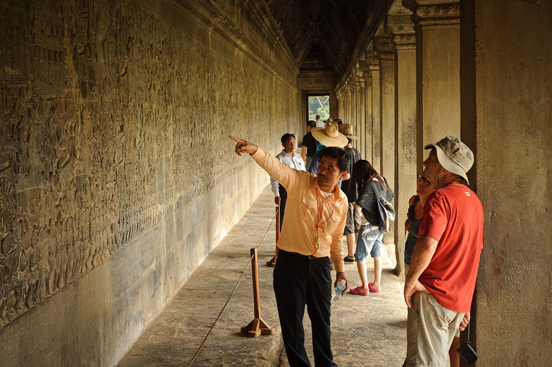 Angkor Wat Tour Group