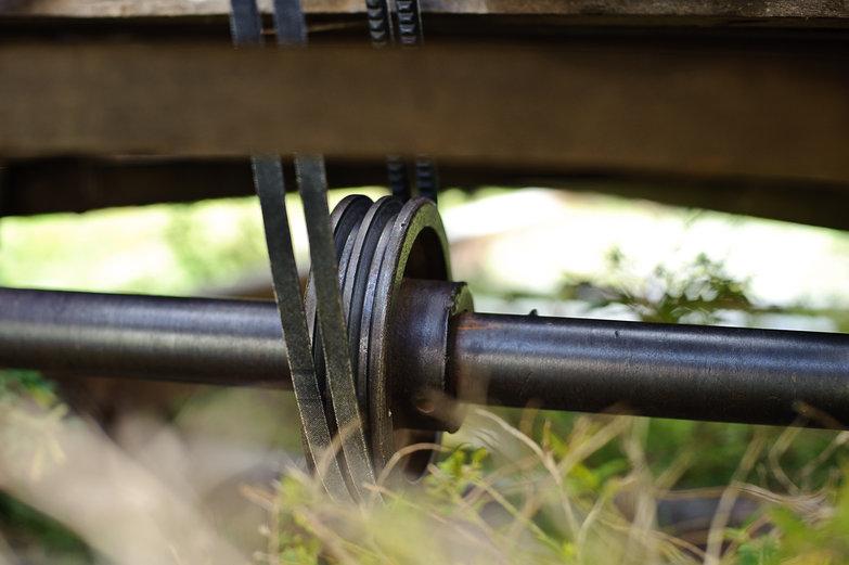 Bamboo Railway Belts