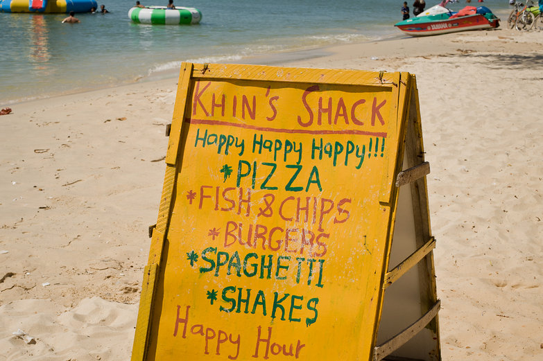 Khin's Shack