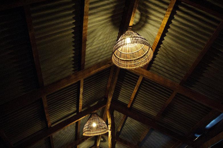 Crab Basket Light Fixtures