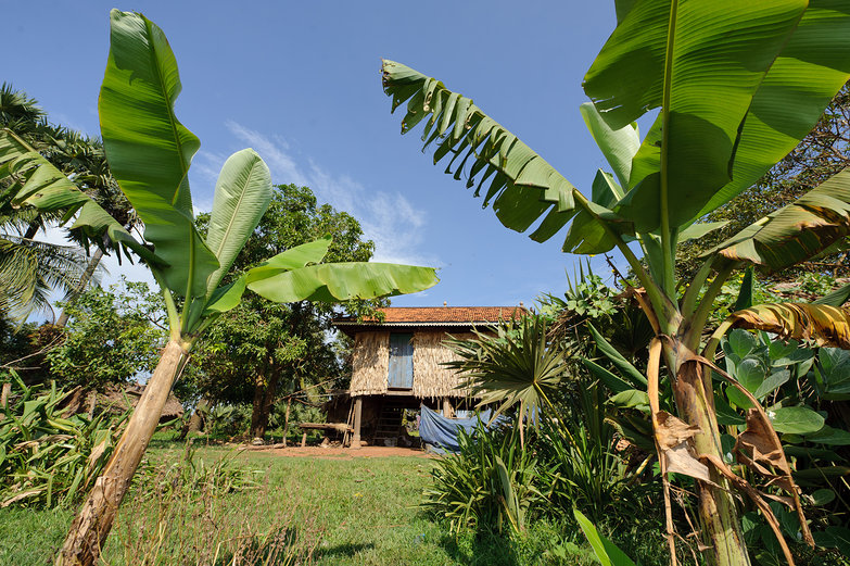 Cambodian Home