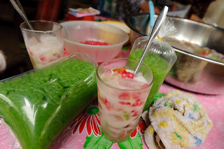 Vietnamese Jelly Desserts