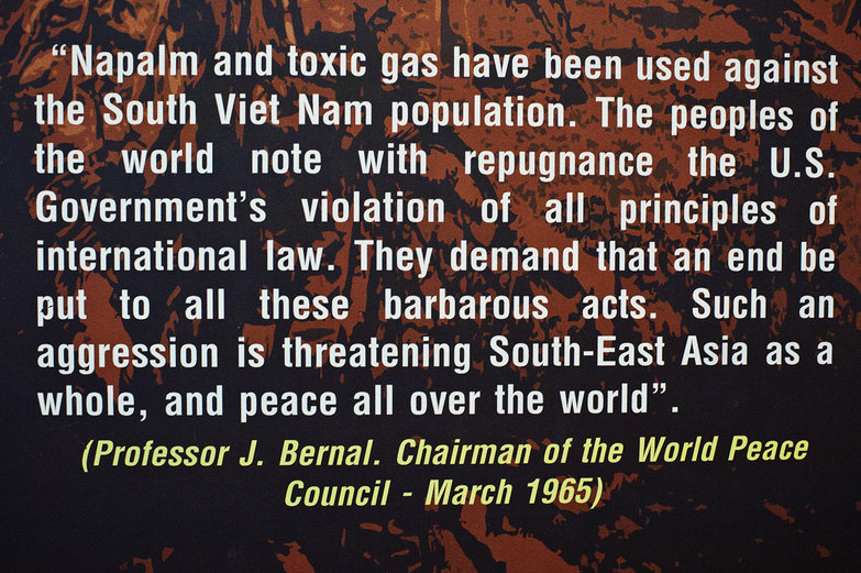 Napalm Usage in Vietnam