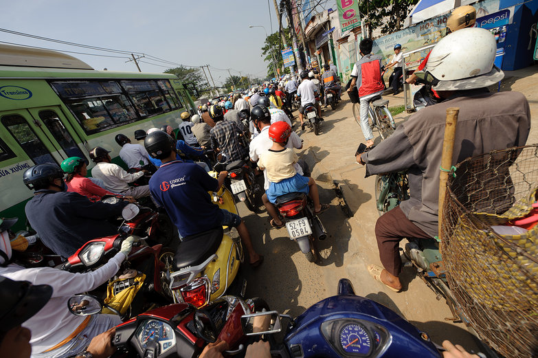 Ho Chi Minh City Traffic