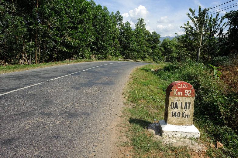 Da Lat, 140 km