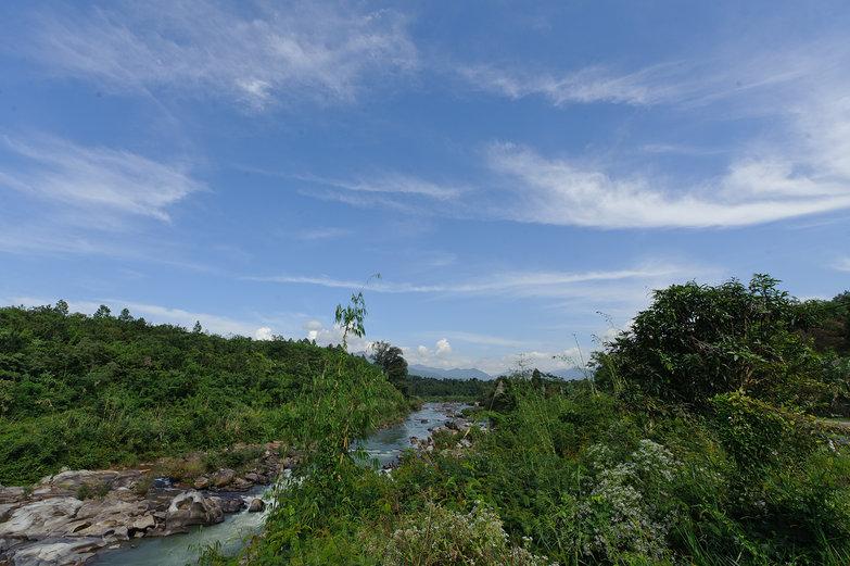 Vietnamese Highland Landscape