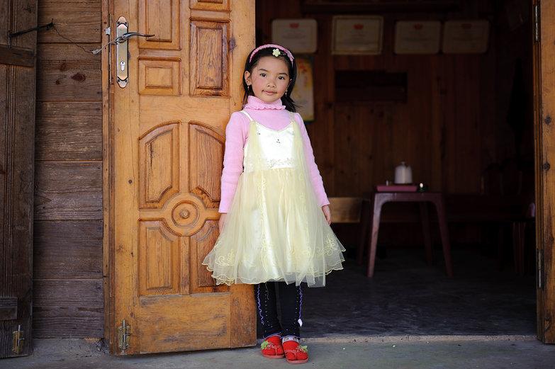 Little Vietnamese Princess