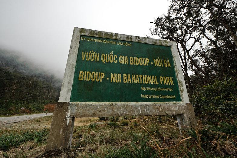 Bidoup - Nui Banational Park