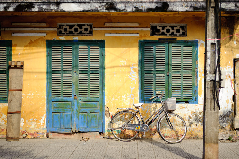 Hội An Building & Bike