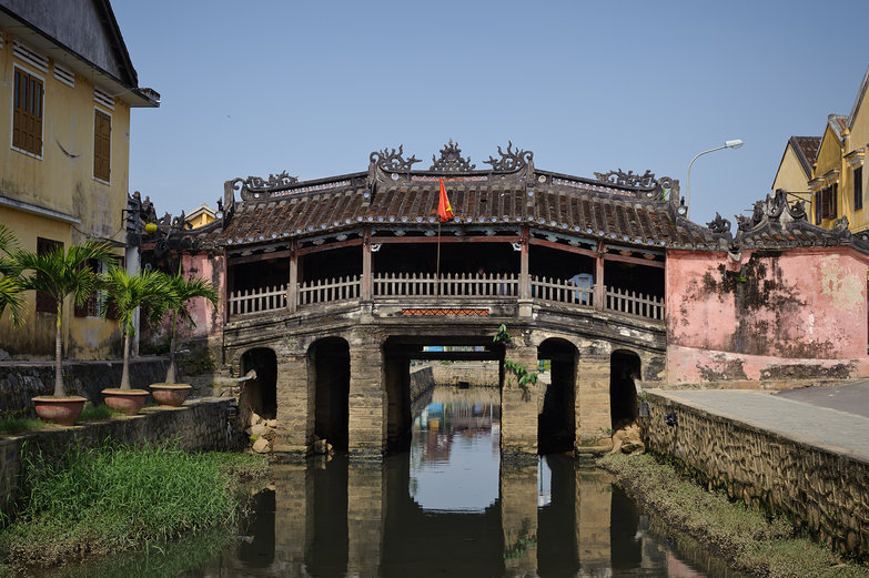 Hội An Japanese Covered Bridge
