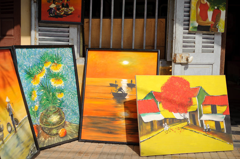 Art for Sale in Hội An