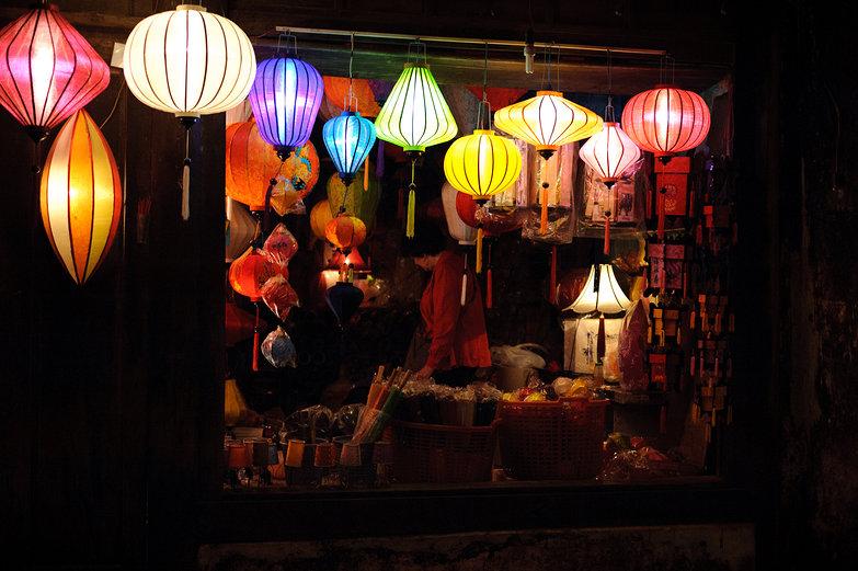 Hội An Silk Lantern Shop
