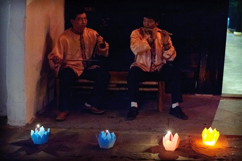 Hội An Lantern Festival Musicians