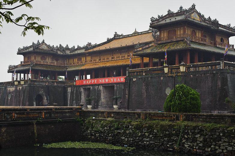 Ngo Mon Gate, Huế Imperial City