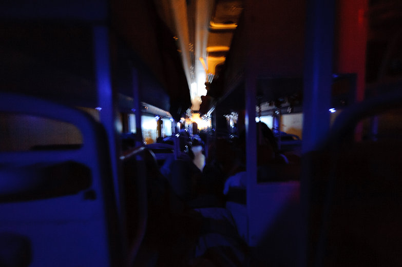Night Bus to Hanoi