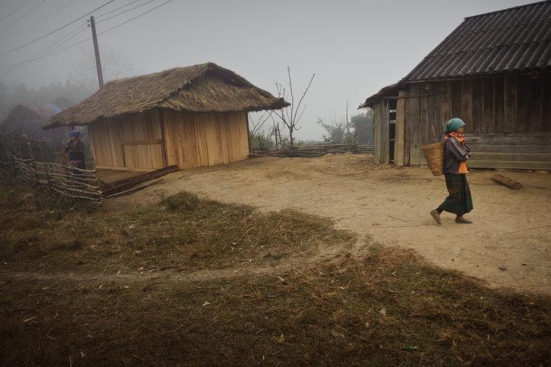 Lao Villager