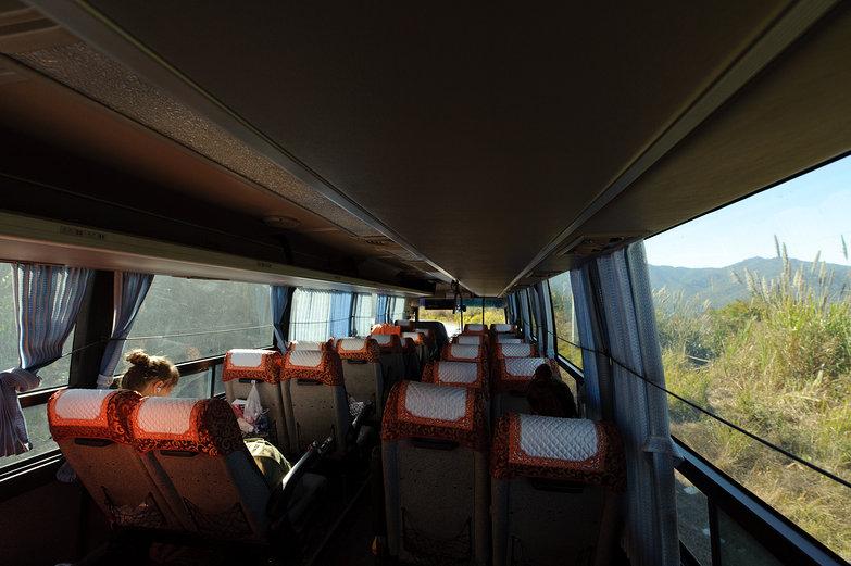28 Hour Bus Ride to Luang Prabang