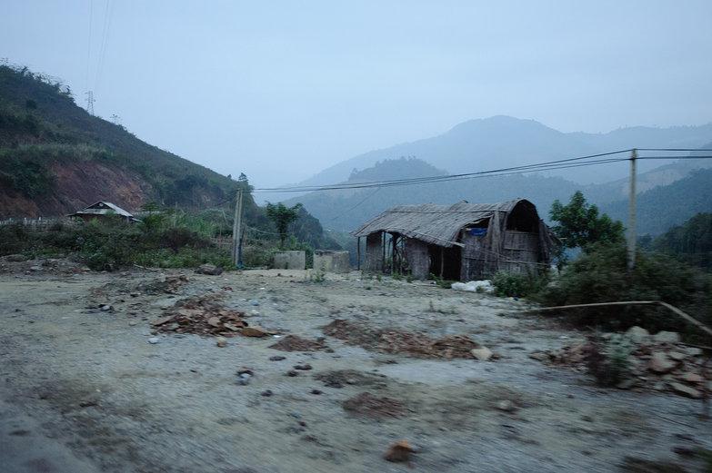 Northern Vietnam at Dawn