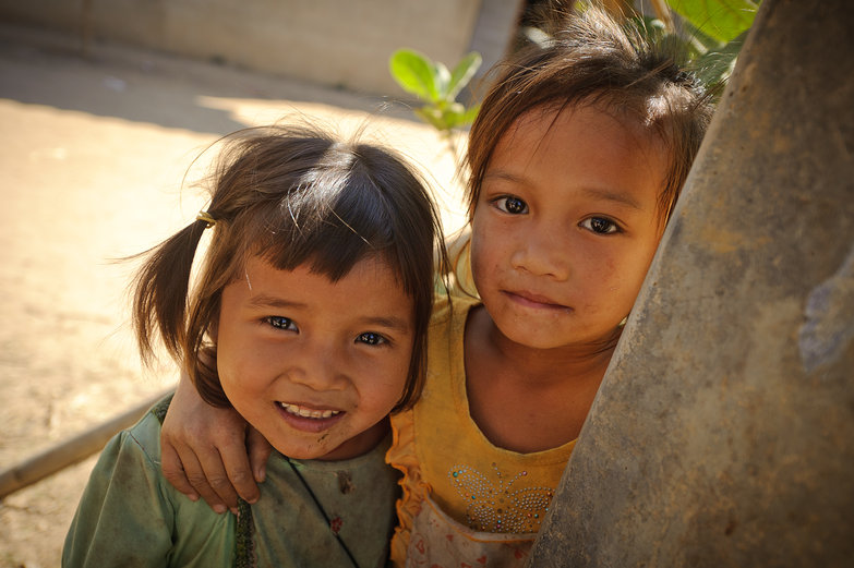 Little Lao Girls