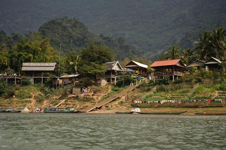 Muong Ngoi Village